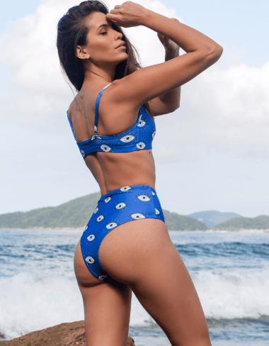 Biquíni Caraíva Olho Místico