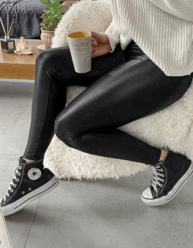 Legging Verona Cirre Preta
